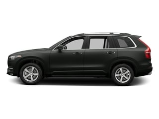 Ember Black Metallic 2016 Volvo XC90 Pictures XC90 Util 4D T5 Momentum AWD I4 Turbo photos side view