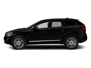 Black Stone 2016 Volvo XC60 Pictures XC60 Util 4D T6 Drive-E 2WD I4 Turbo photos side view