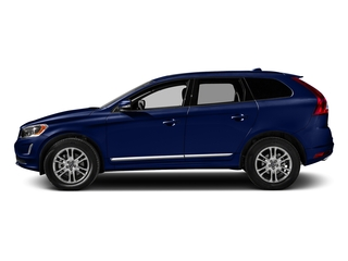 Magic Blue Metallic 2016 Volvo XC60 Pictures XC60 Util 4D T6 Drive-E 2WD I4 Turbo photos side view
