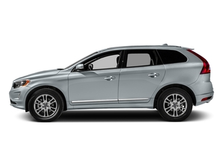 Ice White 2016 Volvo XC60 Pictures XC60 Util 4D T6 Drive-E 2WD I4 Turbo photos side view