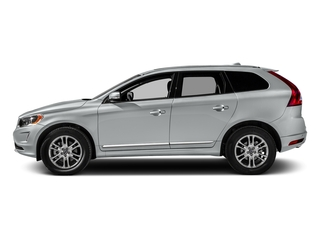 Crystal White Pearl 2016 Volvo XC60 Pictures XC60 Util 4D T6 Drive-E 2WD I4 Turbo photos side view