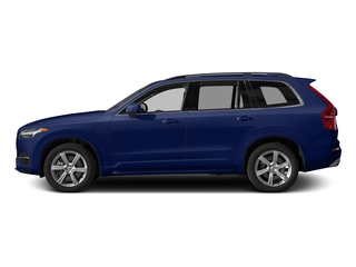 Magic Blue Metallic 2016 Volvo XC90 Hybrid Pictures XC90 Hybrid Utility 4D T8 Inscription AWD Hybrid photos side view