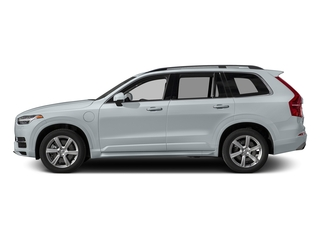 Ice White 2016 Volvo XC90 Hybrid Pictures XC90 Hybrid Utility 4D T8 Inscription AWD Hybrid photos side view