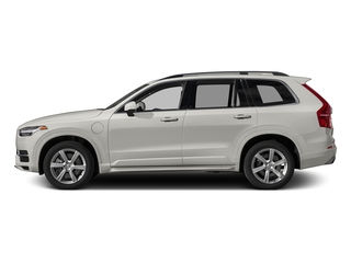 Crystal White Pearl 2016 Volvo XC90 Hybrid Pictures XC90 Hybrid Utility 4D T8 Inscription AWD Hybrid photos side view