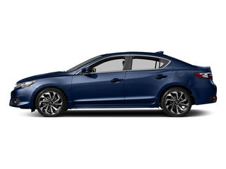 Catalina Blue Pearl 2017 Acura ILX Pictures ILX Sedan w/Premium/A-SPEC Pkg photos side view