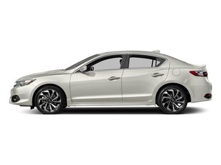 Bellanova White Pearl 2017 Acura ILX Pictures ILX Sedan w/Premium/A-SPEC Pkg photos side view