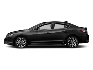 Crystal Black Pearl 2017 Acura ILX Pictures ILX Sedan 4D Technology Plus A-SPEC I4 photos side view