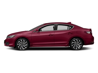 San Marino Red 2017 Acura ILX Pictures ILX Sedan 4D Technology Plus A-SPEC I4 photos side view