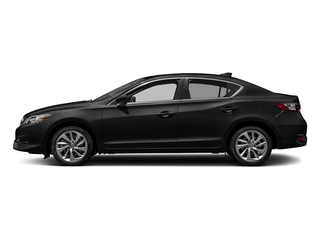 Crystal Black Pearl 2017 Acura ILX Pictures ILX Sedan 4D I4 photos side view