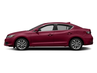 San Marino Red 2017 Acura ILX Pictures ILX Sedan 4D I4 photos side view