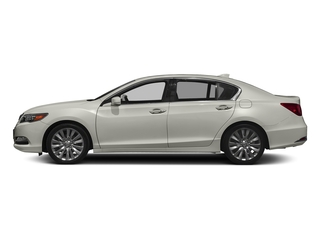 Bellanova White Pearl 2017 Acura RLX Pictures RLX Sedan w/Advance Pkg photos side view