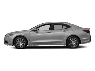 Lunar Silver Metallic 2017 Acura TLX Pictures TLX FWD photos side view
