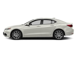 Bellanova White Pearl 2017 Acura TLX Pictures TLX FWD V6 w/Technology Pkg photos side view