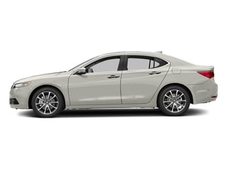 Bellanova White Pearl 2017 Acura TLX Pictures TLX Sedan 4D V6 photos side view