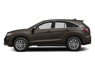 Kona Coffee Metallic 2017 Acura RDX Pictures RDX Utility 4D AWD V6 photos side view