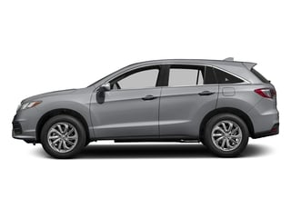 Lunar Silver Metallic 2017 Acura RDX Pictures RDX AWD photos side view