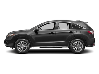 Modern Steel Metallic 2017 Acura RDX Pictures RDX FWD photos side view