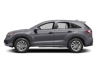 Lunar Silver Metallic 2017 Acura RDX Pictures RDX Utility 4D 2WD V6 photos side view