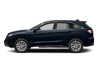Fathom Blue Pearl 2017 Acura RDX Pictures RDX FWD w/Technology/AcuraWatch Plus Pkg photos side view