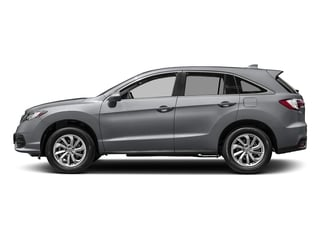 Lunar Silver Metallic 2017 Acura RDX Pictures RDX FWD w/Technology/AcuraWatch Plus Pkg photos side view