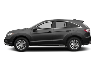 Modern Steel Metallic 2017 Acura RDX Pictures RDX FWD w/AcuraWatch Plus photos side view