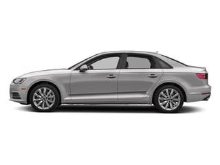 Florett Silver Metallic 2017 Audi A4 Pictures A4 Sedan 4D 2.0T Premium AWD photos side view
