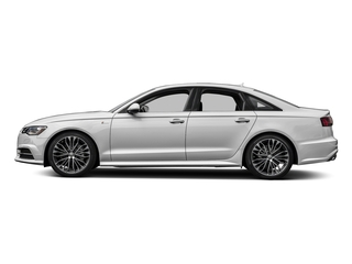 Glacier White Metallic 2017 Audi A6 Pictures A6 Sedan 4D 2.0T Premium AWD photos side view