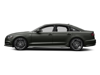 Daytona Gray Pearl Effect 2017 Audi A6 Pictures A6 Sed 4D 3.0T Competition Prestige AWD photos side view