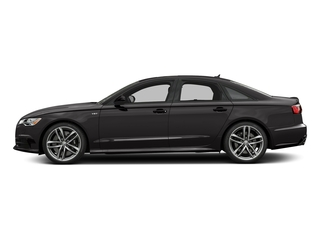 Oolong Gray Metallic 2017 Audi S6 Pictures S6 4.0 TFSI Prestige photos side view