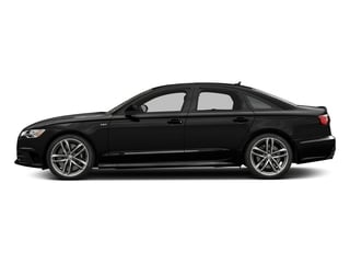 Brilliant Black 2017 Audi S6 Pictures S6 4.0 TFSI Prestige photos side view