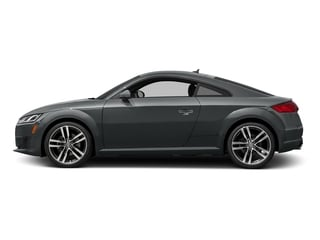 Nano Gray Metallic 2017 Audi TT Coupe Pictures TT Coupe 2D AWD photos side view