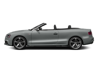 Monsoon Gray Metallic/Black Roof 2017 Audi S5 Cabriolet Pictures S5 Cabriolet Convertible 2D S5 Premium Plus AWD photos side view
