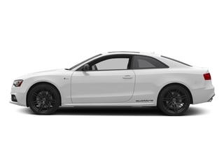 Glacier White Metallic 2017 Audi S5 Coupe Pictures S5 Coupe 3.0 TFSI S Tronic photos side view