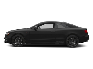 Brilliant Black 2017 Audi S5 Coupe Pictures S5 Coupe 3.0 TFSI S Tronic photos side view
