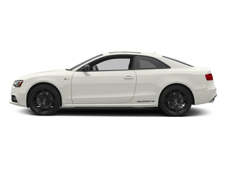 Ibis White 2017 Audi S5 Coupe Pictures S5 Coupe 3.0 TFSI S Tronic photos side view