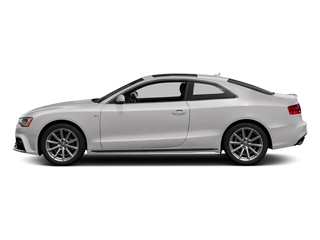 Florett Silver Metallic 2017 Audi A5 Coupe Pictures A5 Coupe 2.0 TFSI Sport Manual photos side view