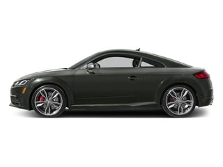 Daytona Gray Pearl Effect 2017 Audi TTS Pictures TTS Coupe 2D AWD photos side view