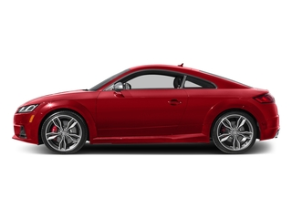 Tango Red Metallic 2017 Audi TTS Pictures TTS Coupe 2D AWD photos side view