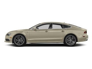 Cuvee Silver Metallic 2017 Audi A7 Pictures A7 3.0 TFSI Prestige photos side view
