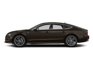 Java Brown Metallic 2017 Audi A7 Pictures A7 3.0 TFSI Prestige photos side view