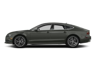 Daytona Gray Pearl Effect 2017 Audi A7 Pictures A7 3.0 TFSI Competition Prestige photos side view