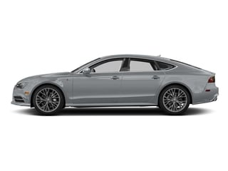 Tornado Gray Metallic 2017 Audi A7 Pictures A7 3.0 TFSI Competition Prestige photos side view