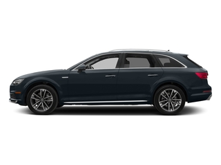 Moonlight Blue Metallic 2017 Audi allroad Pictures allroad Wagon 4D Premium Plus AWD I4 Turbo photos side view