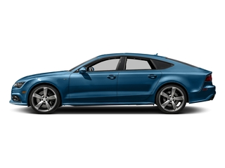 Sepang Blue Pearl Effect 2017 Audi S7 Pictures S7 Sedan 4D S7 Prestige AWD photos side view