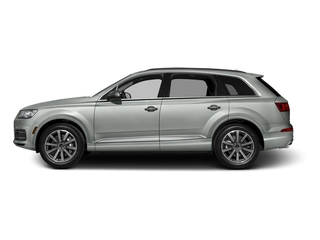 Tofana White Crystal Effect 2017 Audi Q7 Pictures Q7 3.0 TFSI Prestige photos side view