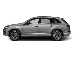 Florett Silver Metallic 2017 Audi Q7 Pictures Q7 2.0 TFSI Premium photos side view