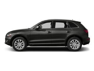 Lava Gray Pearl Effect 2017 Audi Q5 Pictures Q5 Utility 4D 3.0T Premium Plus AWD photos side view