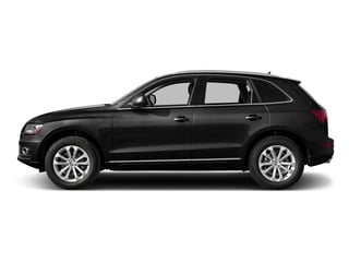 Brilliant Black 2017 Audi Q5 Pictures Q5 Utility 4D 3.0T Premium Plus AWD photos side view