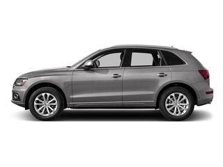 Florett Silver Metallic 2017 Audi Q5 Pictures Q5 Utility 4D 3.0T Premium Plus AWD photos side view