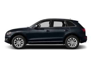 Moonlight Blue Metallic 2017 Audi Q5 Pictures Q5 Utility 4D 3.0T Premium Plus AWD photos side view